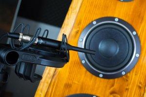 Raumakustik DBX Messmikrofon