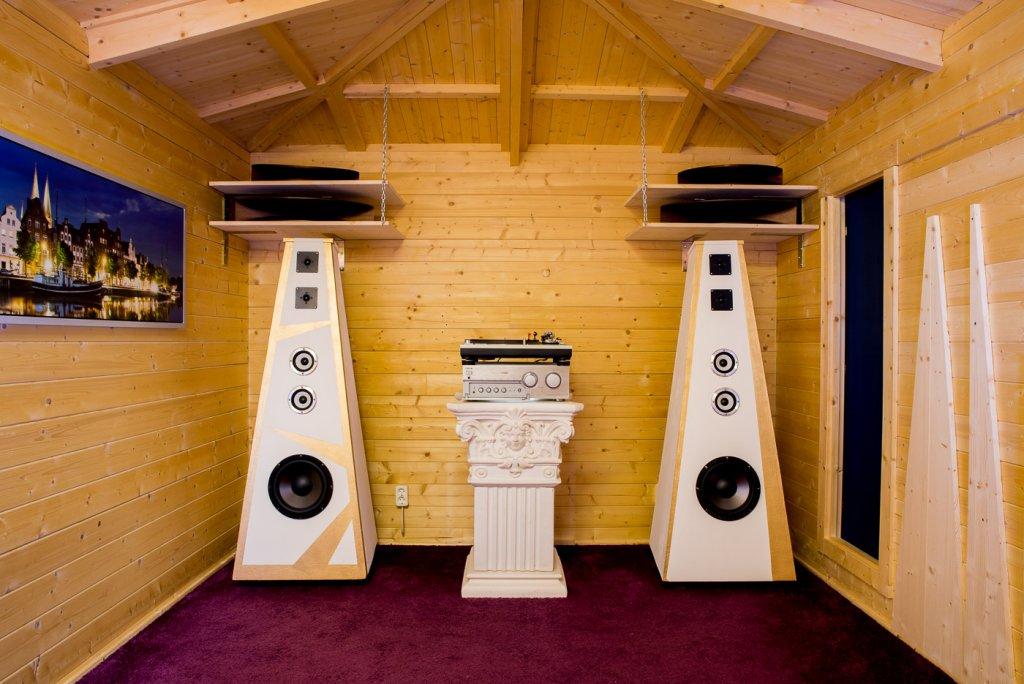 Lautsprecher Restauration